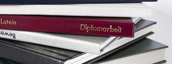Infos zu Ihrer Diplomarbeit